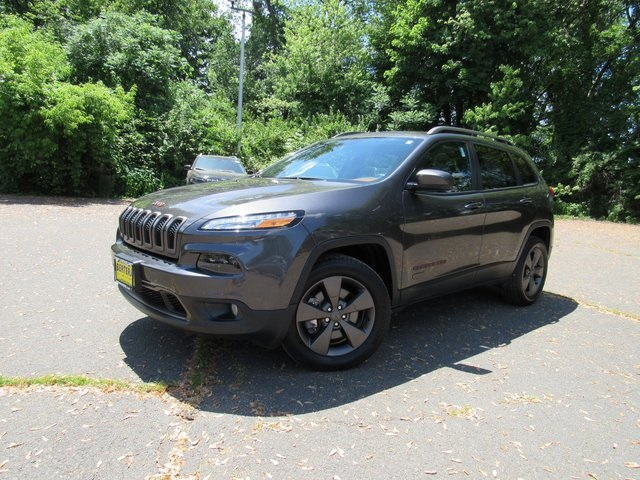 Certified Pre-Owned 2016 Jeep Cherokee 75th Anniversary Edition