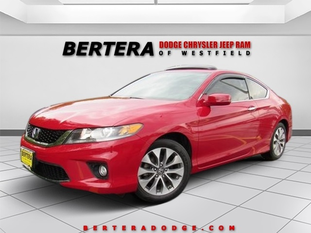 Pre-Owned 2014 Honda Accord EX