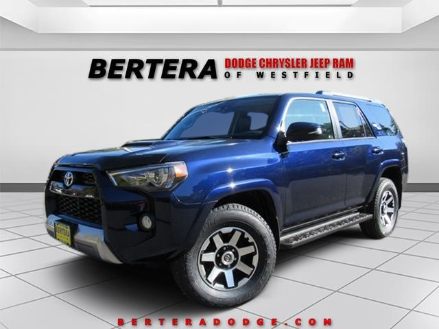 Pre-Owned 2017 Toyota 4Runner TRD Off-Road