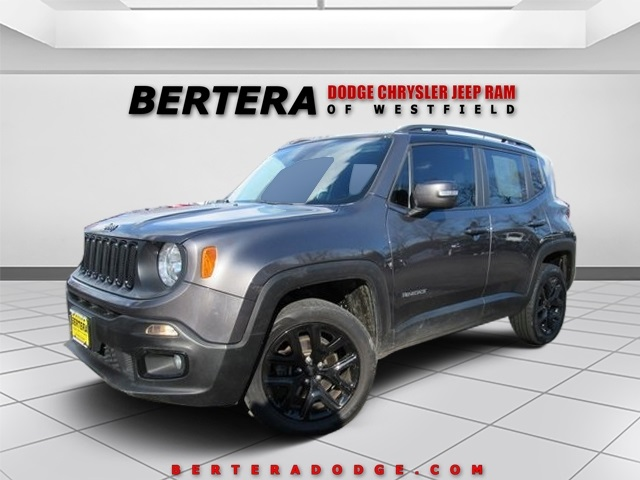 Certified Pre-Owned 2016 Jeep Renegade Justice Special Edition
