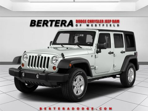 New 2018 JEEP Wrangler JK Unlimited Golden Eagle