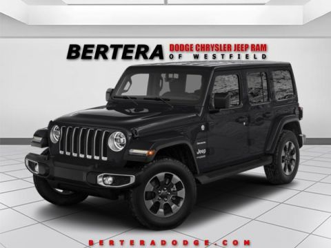 New 2018 Jeep Wrangler Unlimited Sahara Sport Utility In