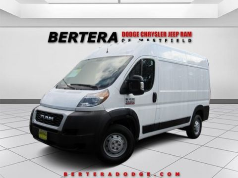 Certified Pre-Owned 2019 Ram ProMaster 1500 Base